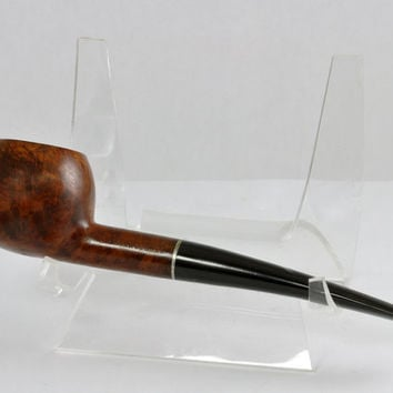 Vintage Estate Smoking Pipe - Briar Pipe - Algerian De Lux - C1960