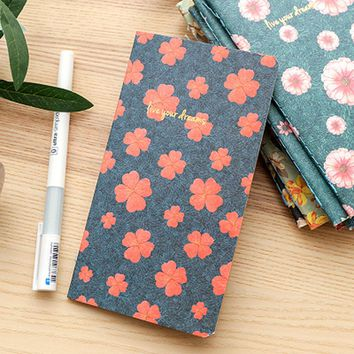 Unique Vintage Notepad Book Diary Notebook Kraft Paper Cover Soft Copybook Memos Notepad Diary Book Journal Stationery