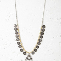 Snake Chain Lariat Necklace