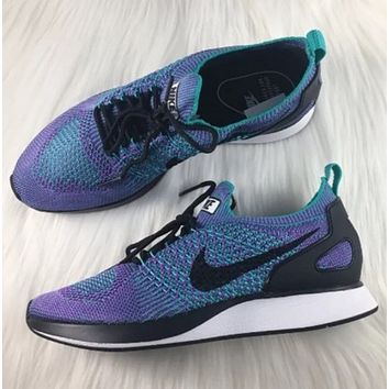 Women's Nike Air Zoom Mariah Flyknit Racer Running Sport Shoes