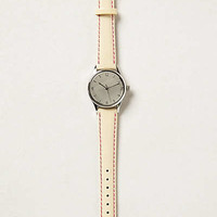 Anthropologie - Leather Pop Watch
