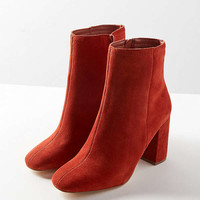 Sloane Seamed Suede Ankle Boot | Urban Outfitters