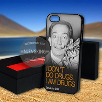 I Don't Do Drugs. I Am Drugs case for  LG Nexus/HTC One/Samsung Galaxy S3,S4,S5/Note 2,3/iPod 4th 5th/iPhone 5,5s,5c,4,4s,6,6+[ NJ9 ]