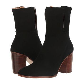 Free People Breakers Heel Boot Black - Zappos.com Free Shipping BOTH Ways