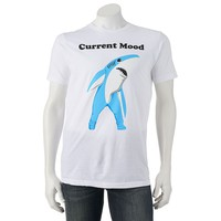 Katy Perry Left Shark Tee - Men (White)