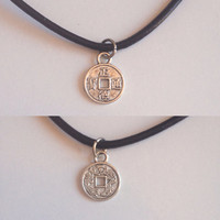 Chinese Coin Choker