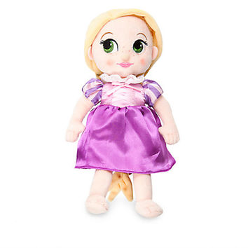Disney Store Animators' Collection Rapunzel Plush Doll New with Tags