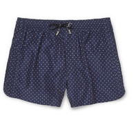Dolce & Gabbana - Short-Length Spot-Print Swim Shorts | MR PORTER