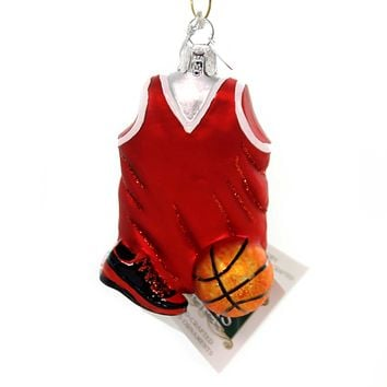 Noble Gems SPORTS JERSEY Glass Shirt Ball Shoe Nb1326 Basketball