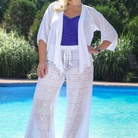 Plus Size Cover Ups Always For Me Cover Sheer Cover Up Jacket