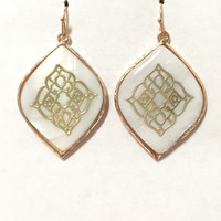 Apolis Abalone Earrings