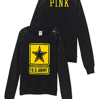 Army Bling Crew - PINK - Victoria's Secret