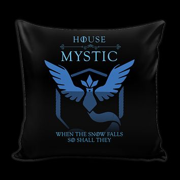 "POKEMON HOUSE MYSTIC Pillow Cover 16"" - TL00618PL"