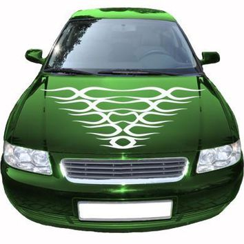 Front Tribal Car Decal
