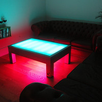 Illuminating Coffee Table | SUCK UK
