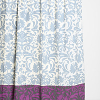 Magical Thinking Damask Ribbon Shower Curtain - Urban Outfitters