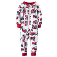 Toddler Boy Carter's All-Over Print Coveralls