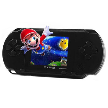"for PXP3 16BT 16 Bit LCD 2.7"" Inch Handheld Game Console Game Players Portable Video Game Retro Child Kid Toy Birthday Gifts Hot"