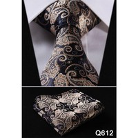 Tie and Pocket Square set