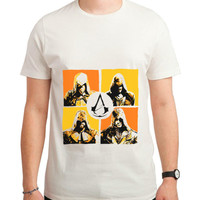 Assassin Creed Assassins Men T Shirt | Verotees