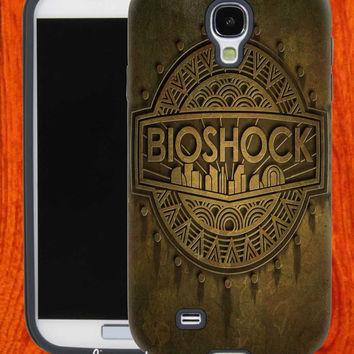 game bioshock logo,Accessories,Case,Cell Phone,iPhone 4/4S,iPhone 5/5S/5C,Samsung Galaxy S3,Samsung Galaxy S4,Rubber,28-11-5-Vr