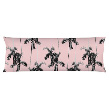 Forever Palms Body Pillow