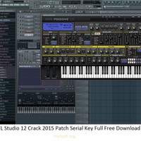 FL Studio 12 Crack 2015 Patch Serial Key Full Free Download - Pc Soft Incl Crack keygen Patch