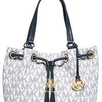 Women's MICHAEL Michael Kors 'Large' Gathered Tote
