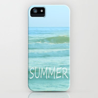 SUMMER. Vintage iPhone Case by Guido Montañés   Society6