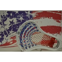 "Featured Stick: ""USA Fade"" Complete Head 