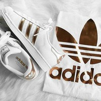 """Adidas"" Women Casual Running Sport Shoes Sneakers"