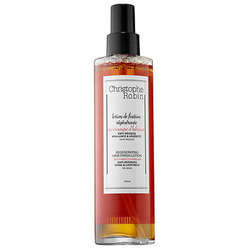 Christophe Robin Regenerating Hair Finish Lotion with Hibiscus Vinegar (6.8 oz)