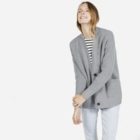 The Chunky Wool Cardigan – $110