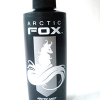 ARCTIC FOX 100% VEGAN ARCTIC MIST DILUTER SEMI PERMANENT HAIR COLOR DYE 8 OZ