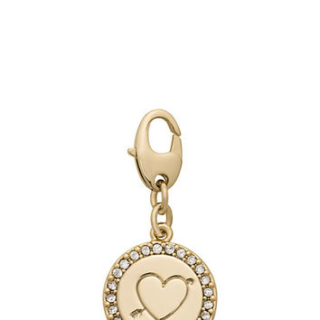 Kate Spade Mr And Mrs Charm Clear ONE