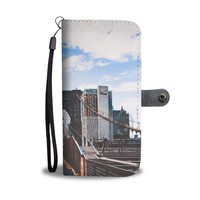 The Bridge Wallet Phone Case