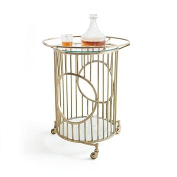 Avalon Bar Cart