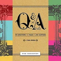 Q&A a Day for Creatives: A 4-Year Journal