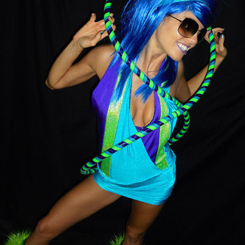 Twisted Dance Costume by SparkleFide on Etsy