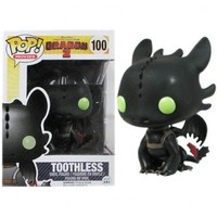 How to Train Your Dragon 2 Toothless Pop! Vinyl Figure : Forbidden Planet