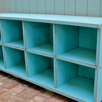 Wood Storage Bench - Furniture - Entryway - Hall - Shoe Storage & Shop Cubby Storage on Wanelo