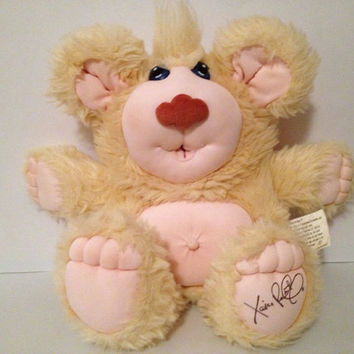 Vintage Furskin Plush Cabbage Patch