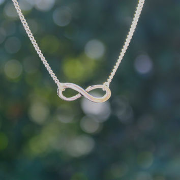 Infinity Necklace Tutorial Digital Download