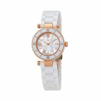Guess  Women White Watches