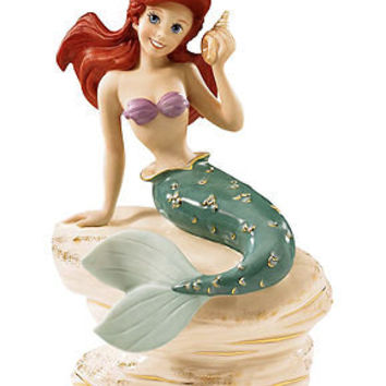 Lenox Collectible Disney Figurine, Ariel The Little Mermaid - Collectible Figurines - for the home - Macy's Bridal and Wedding Registry