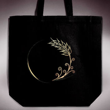 Symbol of Demetra Goddess of Harvest Nychta shopping bag PRE-ORDER