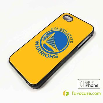 GOLDEN STATE WARRIORS iPhone 4/4S 5/5S/SE 5C 6/6S 7 8 Plus X Case Cover