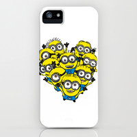 minion love... iPhone & iPod Case by studiomarshallarts