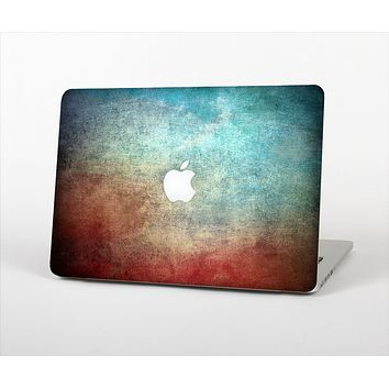 The Faded Grunge Color Surface Extract Skin Set for the Apple MacBook Pro 15""