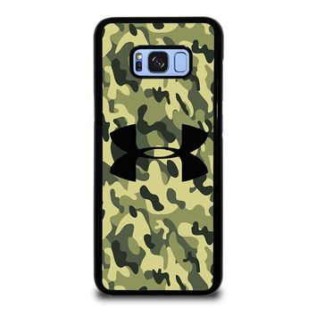 CAMO BAPE UNDER ARMOUR Samsung Galaxy S8 Plus Case Cover